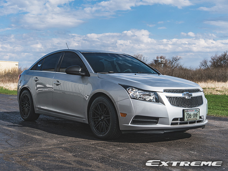 Chevy Build And Price >> 2011 Chevrolet Cruze 17x7.5 Ruff Racing Toyo 215/55R17