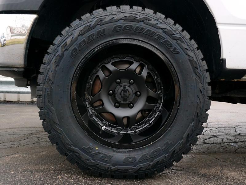 2011 Ford F-150 - 18x10 Gear Alloy Wheels 33x12.5R18 Toyo ...