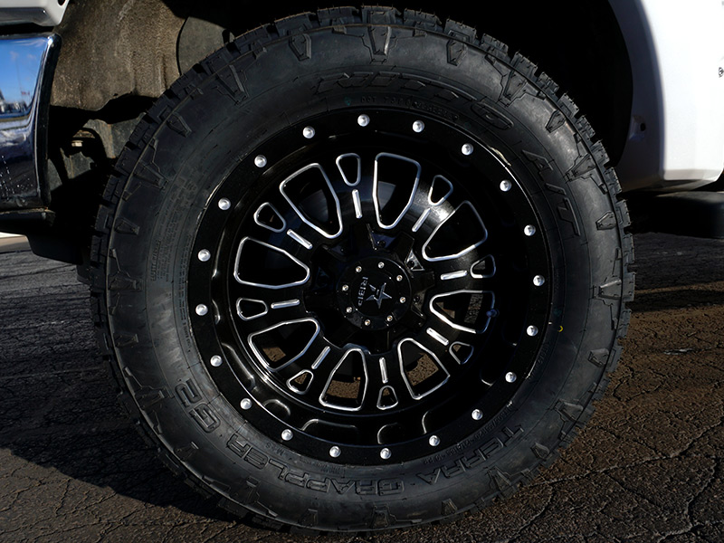 2011 Ford F 150 20x9 Rbp Wheels 305 55r20 Nitto Tires