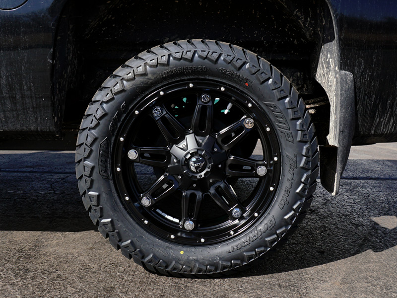2012 chevrolet silverado 1500 20x9 fuel offroad wheels. Black Bedroom Furniture Sets. Home Design Ideas