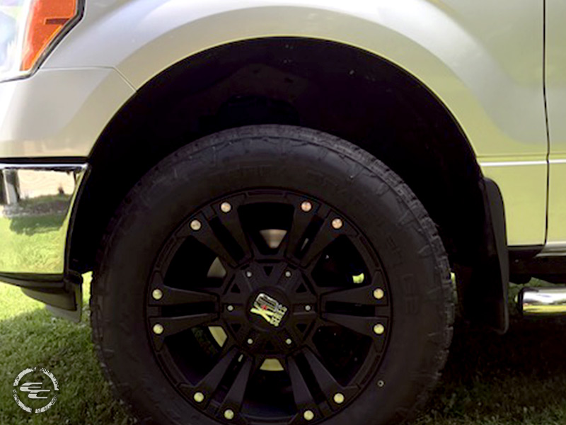 2012 Ford F 150 Xlt >> 2012 Ford F-150 - 20x9 XD Series Wheels 275/60R20 Nitto Tires