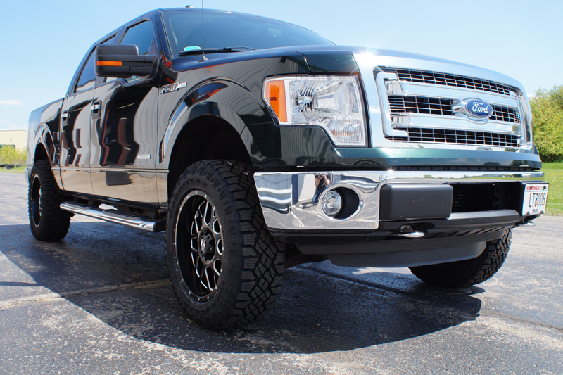 2013 Ford F-150 20x9 XD Series Goodyear 275/60R20