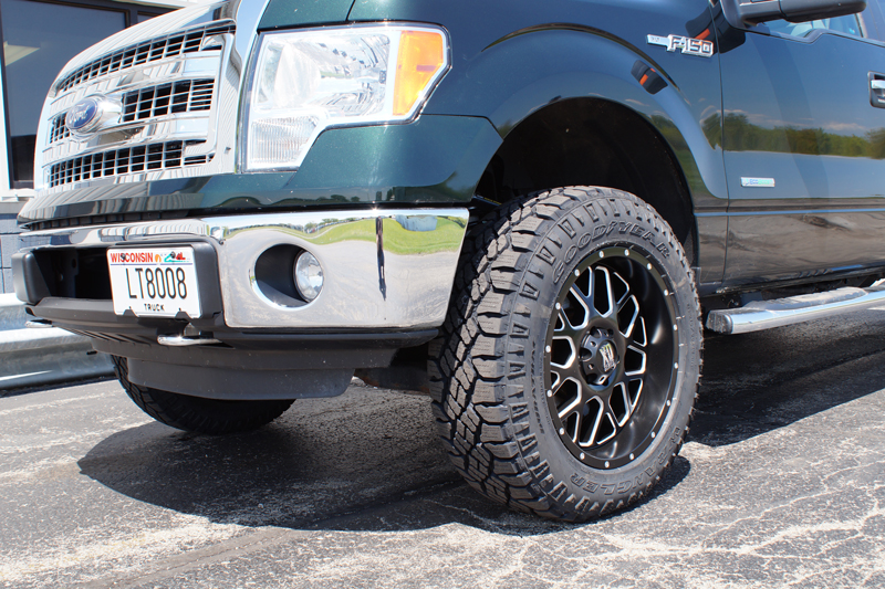 2013 Ford F 150 20x9 Xd Series Wheels 275 60r20 Goodyear