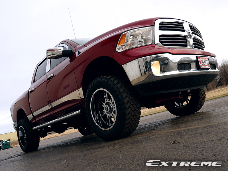 Ram With In Lift Kit Vision Fury X Offset By Inch Wide Wheels Pic on Ram 1500 Body Kit