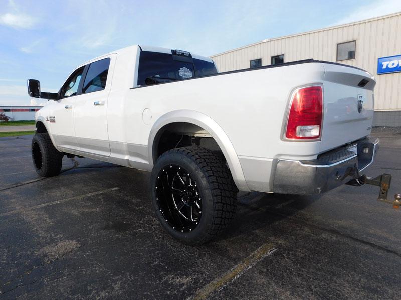 2013 Ram 2500 22x12 Gear Alloy Wheels 35x12 5r22 Nitto