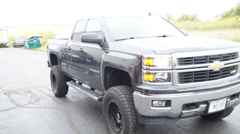6 Inch Lift Kit For Chevy 1500 4wd >> 2014 Chevrolet Silverado 1500 - 18x9 XD Series Wheels ...