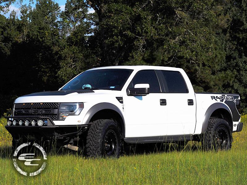 Fox Body Wheels >> 2014 Ford F-150 - 18x9 American Racing Wheels 315/70R18 Toyo Tires