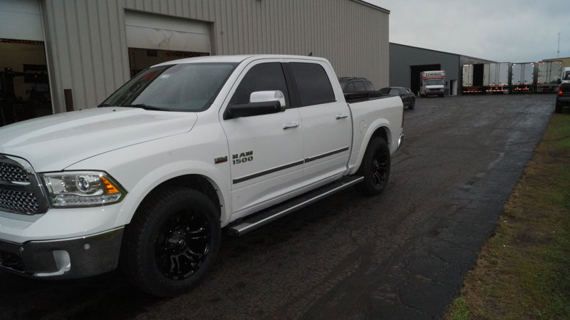 Wholesale Tires Free Shipping >> 2014 Ram 1500 - 20x9 Fuel Offroad Wheels 275/60R20 Toyo Tires