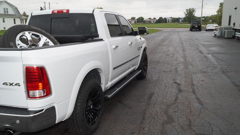 Fuel Wheels 20x9 >> 2014 Ram 1500 - 20x9 Fuel Offroad Wheels 275/60R20 Toyo Tires