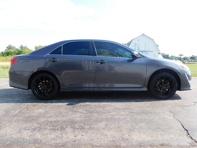 Fuzion Tires Price >> 2014 Toyota Camry - 18x8 KMC Wheels