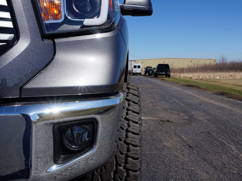 Toyota Tundra Xd Series Rockstar Iii X Offset By Inch Wide Wheels Toyo Open Country At Ii Lt R Tires Pic