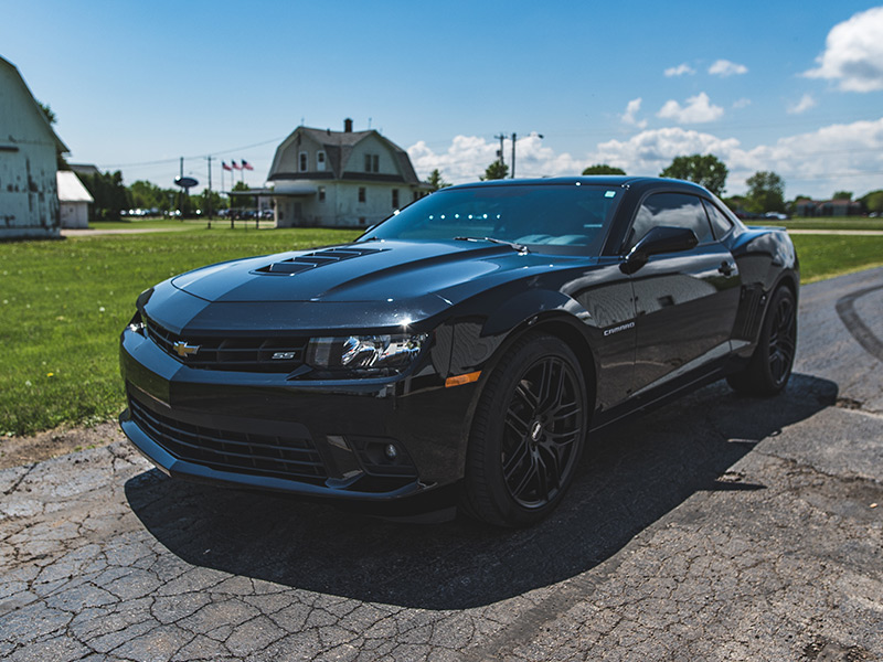 2015 Camaro Ss For Sale >> 2015 Chevrolet Camaro - Staggered Advanti Racing Wheels ...