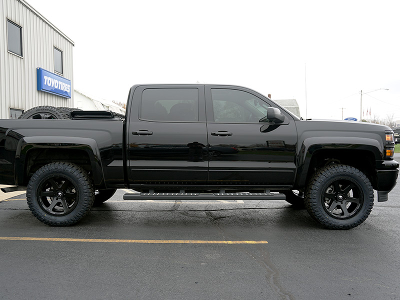 2013 Gmc Sierra 3500 Denali Bad Ass Edition also Watch besides Watch likewise Wheel Offset 2011 Gmc Sierra 1500 Super Aggressive 3 5 Suspension Lift 6 Custom Rims additionally Softopper. on lifted gmc sierra
