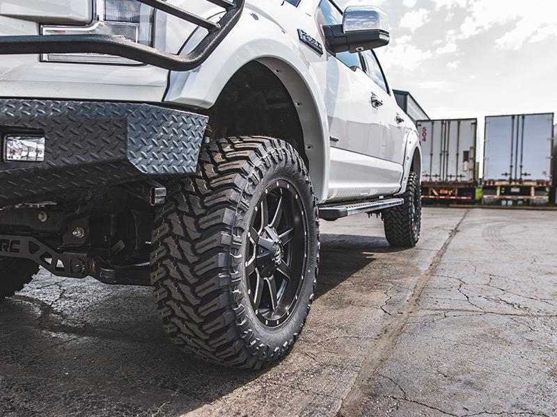 35 Tint Vs 20 >> 2015 Ford F-150 20x9 Fuel Offroad Atturo LT35x12.5R20