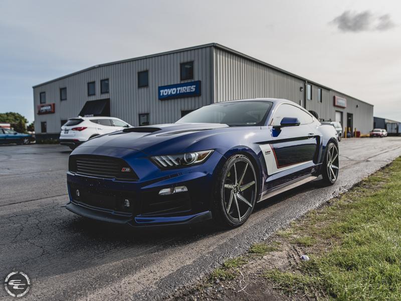 2015 Mustang Wheels >> 2015 Ford Mustang 20x10 Lexani Wheels 275 35zr20 Nitto Tires