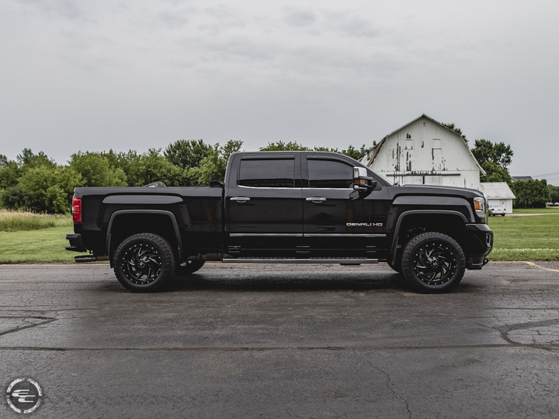 305 55r20 In Inches >> 2015 GMC Sierra 2500 HD - 20x9 RBP Wheels 285/55R20 Nitto Tires 2.5-inch leveling lift kit