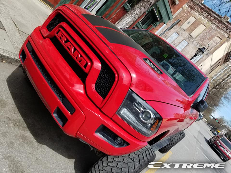 ram 1500 nitto trail bds lift american rebel kit dodge grapplers force inch 22x14 grappler wheels suspension