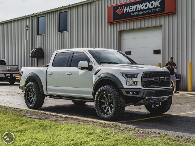 F150 22 Inch Rims >> 2017 Ford F-150 - 22x10 Fuel Offroad Wheels 37x12.5R22 Nitto Tires RPG Offroad 3-inch leveling ...
