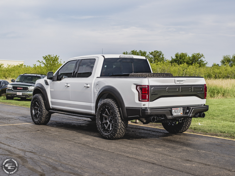 Ford Raptor 22 Inch Wheels >> 2017 Ford F-150 22x10 Fuel Offroad Nitto 37x12.5R22
