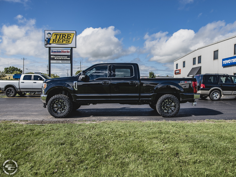 2017 Ford F 250 Super Duty 20x10 Sota Offroad Nitto