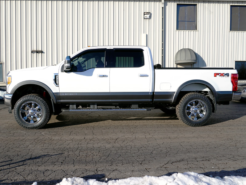 Ford F350 6 Door >> 2017 Ford F-350 Super Duty 20x9 Raceline Nitto LT285/65R20