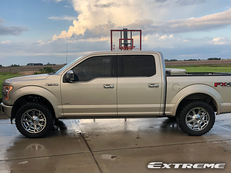 2017 Ford F 150 For Sale >> 2017 Ford F-150 - 20x9 XD Series Wheels 295/55R20 Toyo Tires