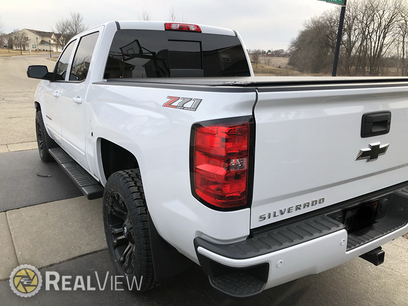2018 Chevy 1500 Lt Fuel Vapor 569 20x9 1 Wheels Toyo Open Country At 275 55 20 Tires