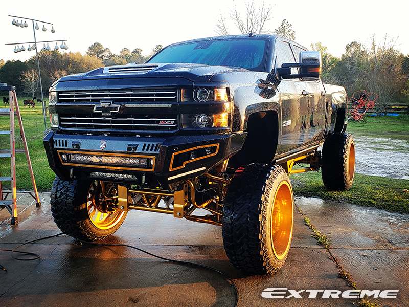 2018 Chevy Silverado 2500hd Ltz Specialty Forged C703 26 16 Furys 40x15.50 Suspension Lift Bulletproof 12.