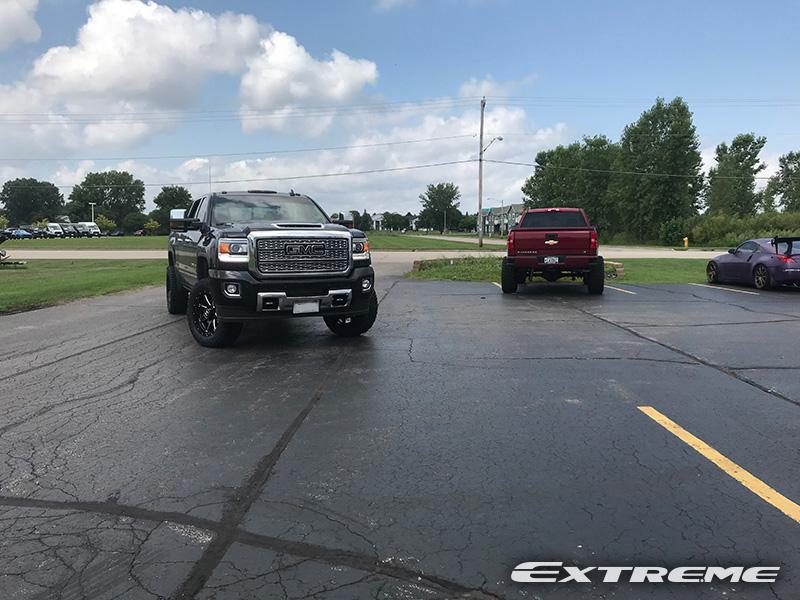 285 60r20 In Inches >> 2018 Gmc Sierra 2500 Hd 20x9 Hostile Wheels 285 60r20