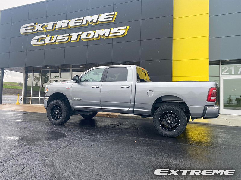 2020 Ram 2500hd Mayhem Warrior 20x9 Venom Terra Hunter Xt Lt35x12 5r20 Rough Country 6 Inch Suspension Lift