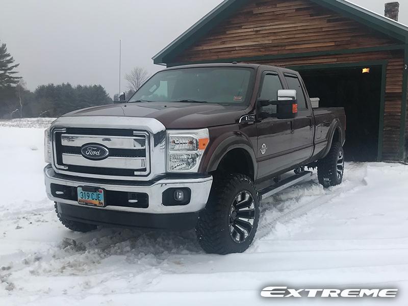 ford atturo 20x12 f350 super duty superduty rhino trail inch lariat lift wheels readylift tires 5r20 35x12