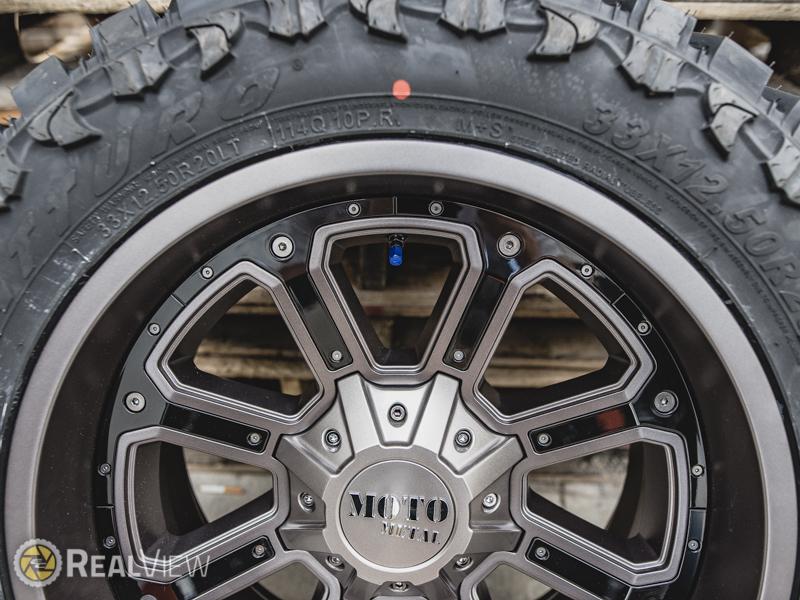 33 Inch Tire Size >> Moto Metal MO984 MO984MG - 20x10 -24 - MO98421087424N