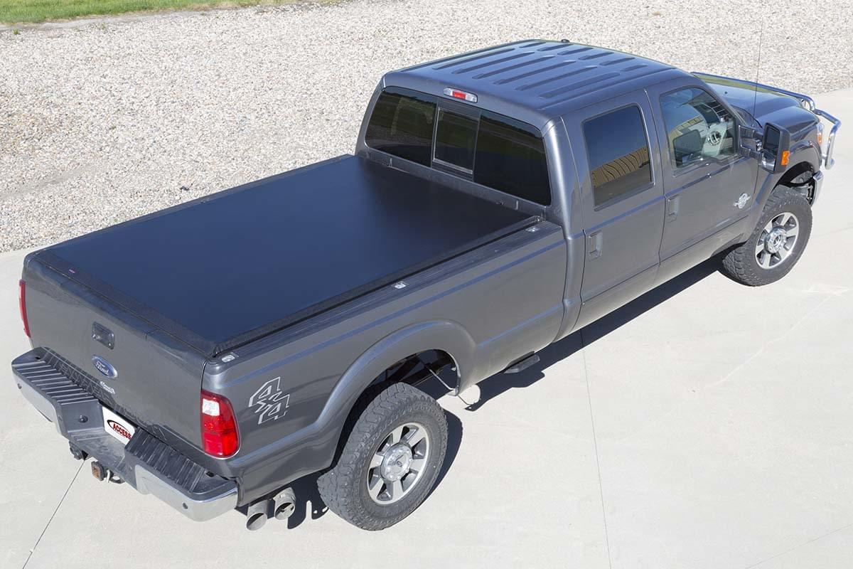 Original Roll Up Tonneau Cover 8 Ft Bed Includes Dually