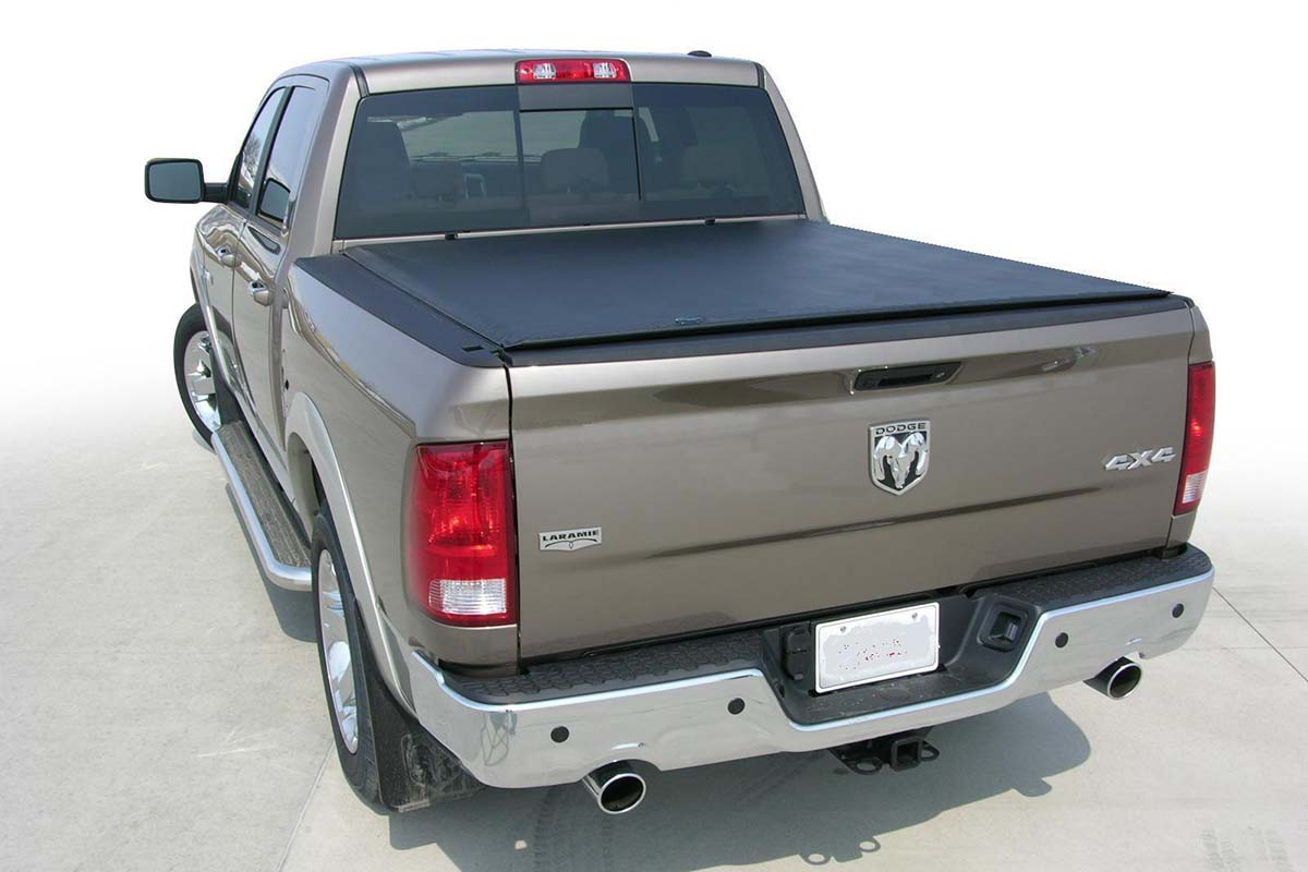 Vanish Roll Up Tonneau Cover 6 Ft 4 In Bed W O Rambox Cargo