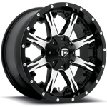 Fuel Offroad Nutz D541 Machined 20x10 -12