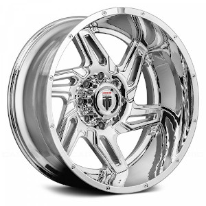 American Truxx Spurs 186 Chrome