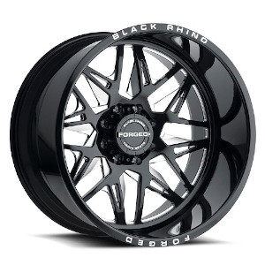 Black Rhino Twister Gloss Black Left