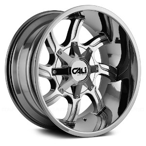 Cali Offroad Twisted Chrome