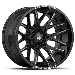 Dropstars DS654BM Wheel