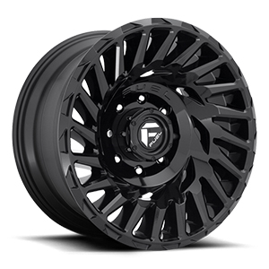Fuel Offroad Cyclone D682 Black