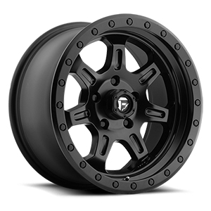 Fuel JM2 D572 Black