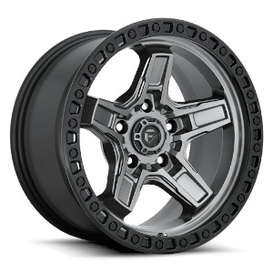 Fuel Offroad Kicker D698 Black