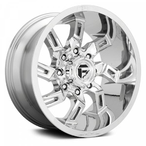 Fuel Offroad Lockdown D746 Chrome