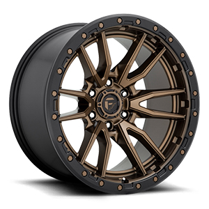 Fuel Offroad Rebel D681 Bronze