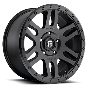 Fuel Recoil D584 Black