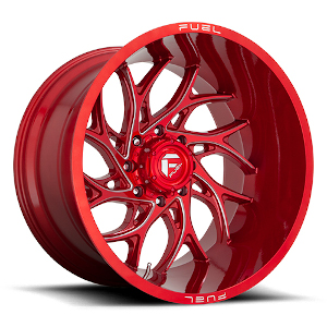 Fuel Offroad Runner D742 Red