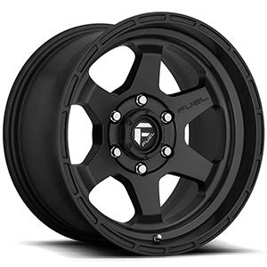 Fuel Offroad Shok D664 Black