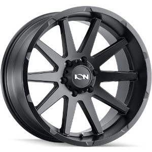 Ion Alloy 143 Matte Black