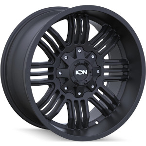 Ion Alloy 144 Matte Black
