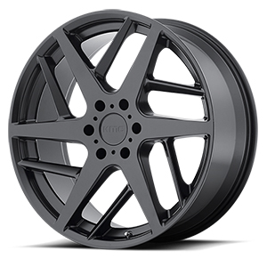 KMC KM699 Two Face Satin Black
